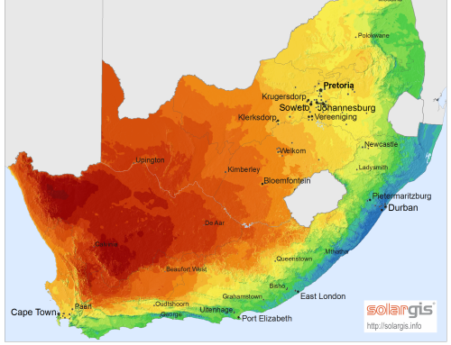 Concentrated Solar Power in South Africa