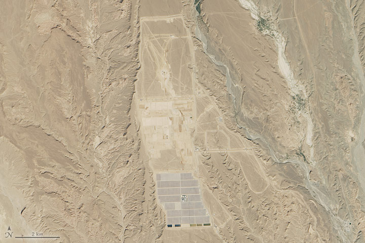 Concentrated solar power plant opened in Morocco