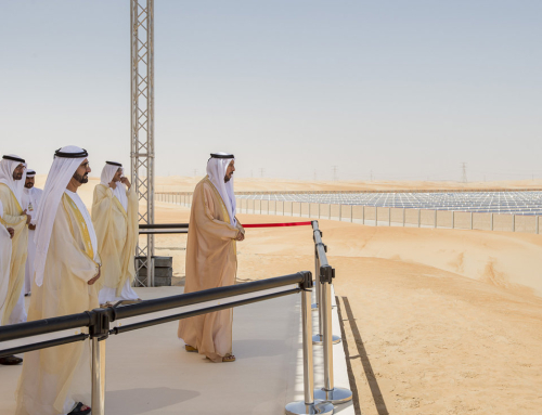 Dubai's concentrated solar power market continues to set records