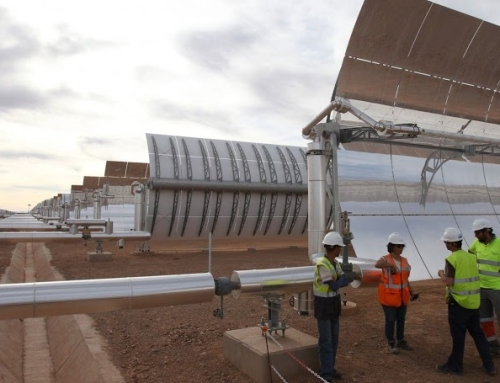 World Bank on concentrated solar power jobs boom