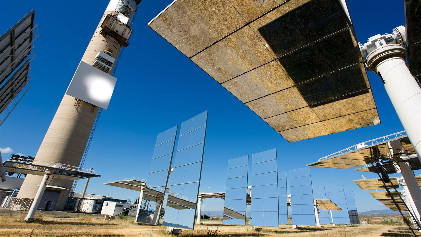 Lawrence Livermore collects funds for concentrated solar power improvement