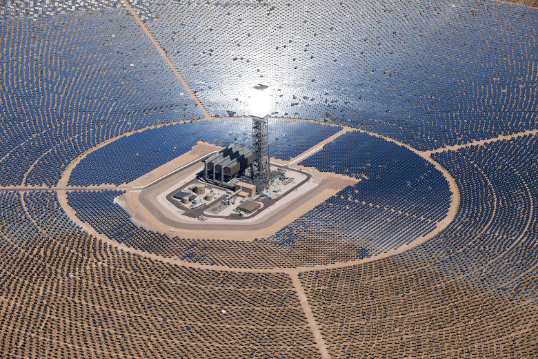 concentrated solar thermal power pdf
