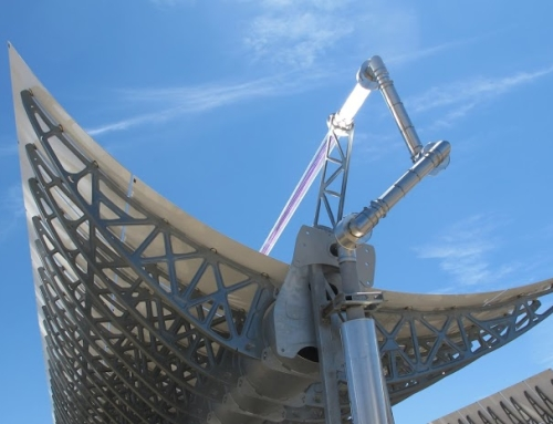 Negev Energy to build a 121 MW Concentrated Solar Power plant in Israel