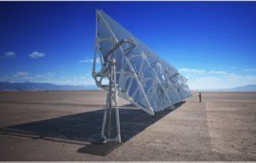 Sunvapor Receives Award from U. S. Department of Energy SunShot Initiative for Solar Collector