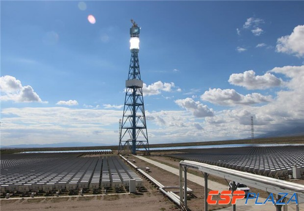 Ingeteam continues work on 50 MW Chinese Concentrated Solar Power project