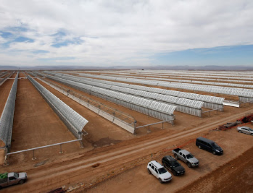 Morocco's Noor Concentrated Solar Power Plant