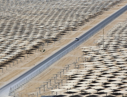 Israel is building the world's tallest concentrated solar power project
