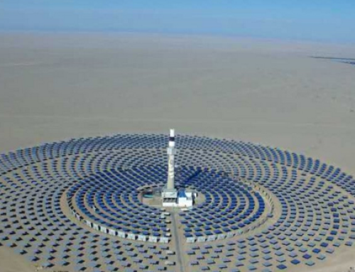 China Invests Heavily in Concentrated Solar Power