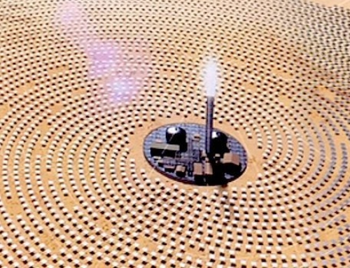 Electrical Heat Tracing Solutions for Concentrated Solar Power Plants