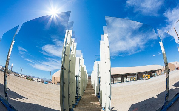 New Chance for U.S. Concentrated Solar Power?