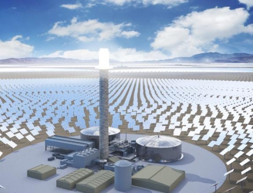 How concentrated solar power tower and storage won on costs