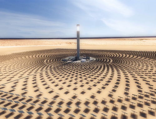 Noor III 150 MW Tower Concentrated Solar Power starts Commissioning in Morocco