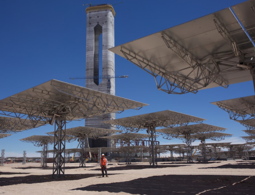 Korean firm plans 1-GW of PV and Concentrated Solar Power complex in Chile