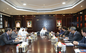 dewa-to-enhance-partnership-with-spanish-firms-in-concentrated-solar-power