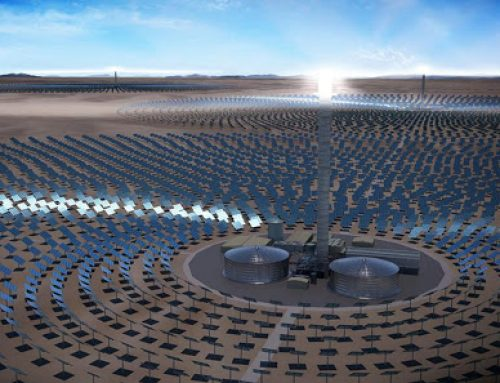 Germany's Planned 90 Percent Energiewende Will Need Concentrated Solar Power