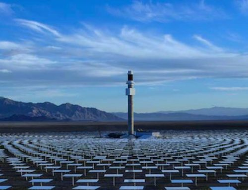 Nevada concentrated solar power plant back online after eight-month outage