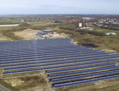 Concentrated solar power (CSP) plant provides the city of Brønderslev with sustainable heating