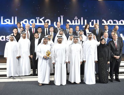 Masdar Institute wins 2017 Global Water Award