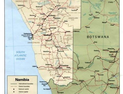 Namibia to build a 150 MW Concentrated Solar Power plant