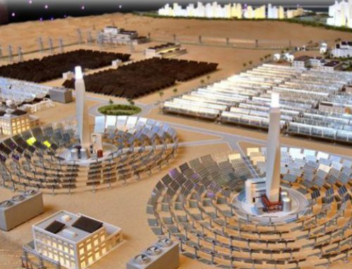 Dubai 200 MW Concentrated Solar Power tower plant expects record-low price this July