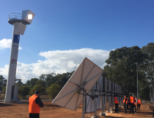 New South Australian Concentrated Solar Power facility nears completion