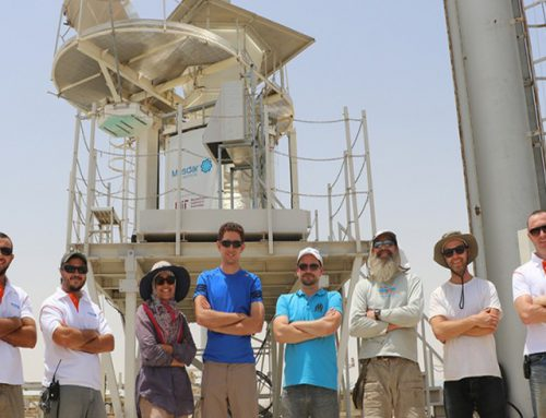 Single-tank molten salt receiver demo for concentrated solar power successful in Masdar City