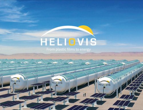 HELIOVIS Successfully Commissioned Inflatable Concentrated Solar Power Collector