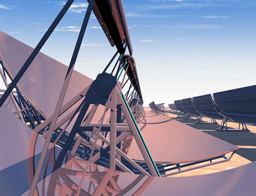 Nanotech absorber layers raise Concentrated Solar Power efficiency