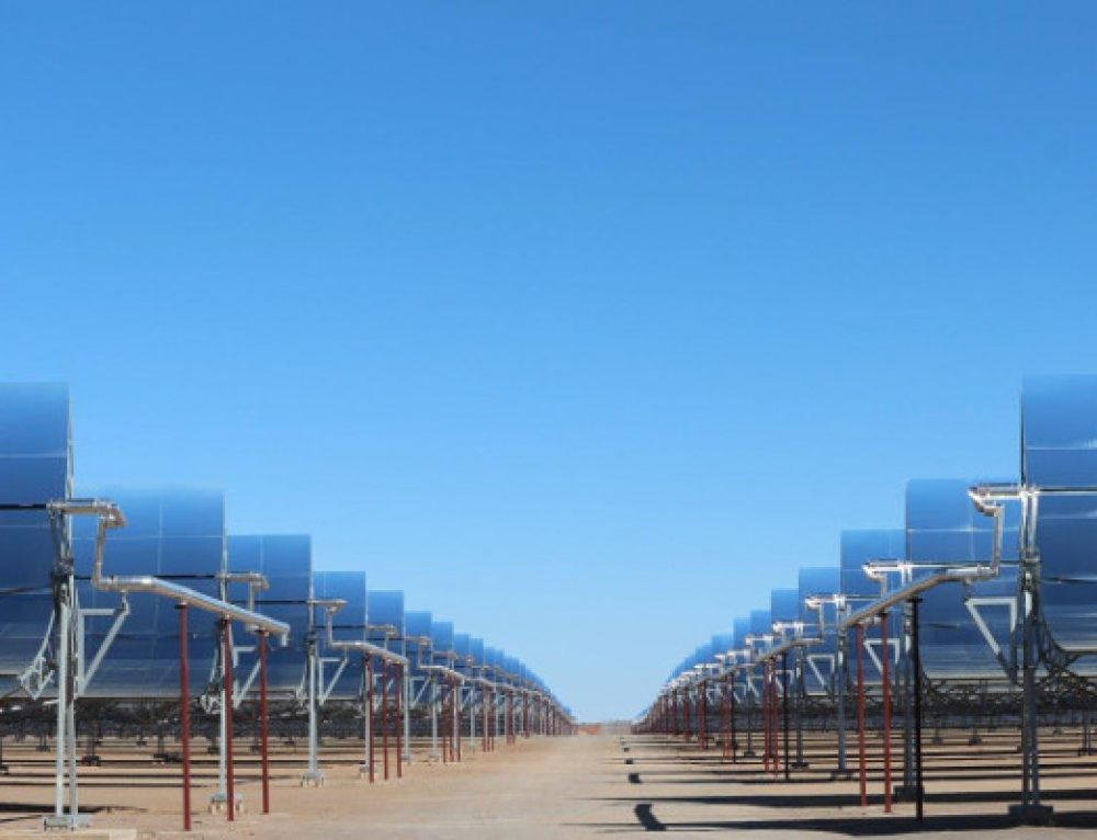 South Africa's Concentrated Solar Power XiNa Solar One completes its first three months of operation