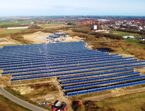 Concentrated Solar Power Collectors for District Heat in Northern Europe