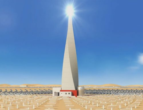 ACWA Power scales up tower-trough design to set record-low Concentrated Solar Power price