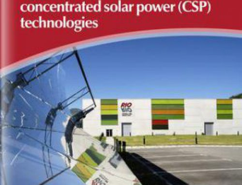 Rioglass Solar, leader in Concentrated Solar Power