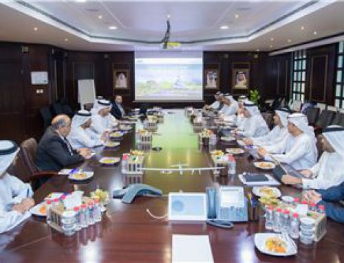 Dewa discusses enhancing cooperation with Department of Energy