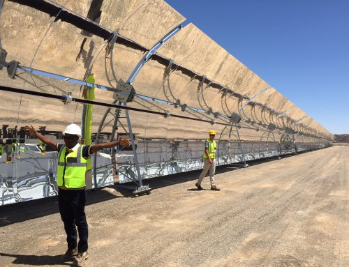 SA's KaXu Solar One concentrated solar power wins prestigious UN climate change award