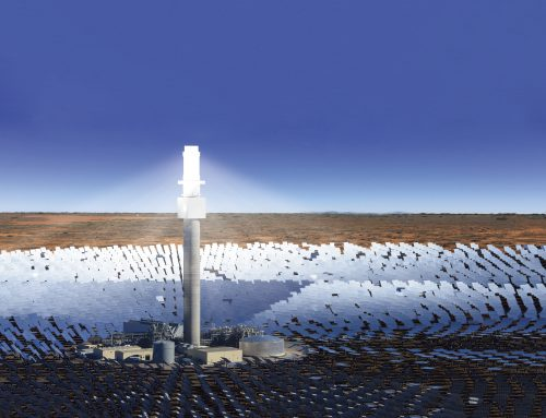 A breath of fresh air for concentrated solar power