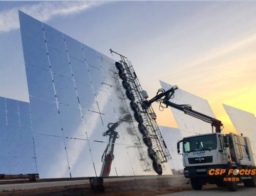 China Dahua Shangyi 50MW tower Concentrated Solar Power project starts next April