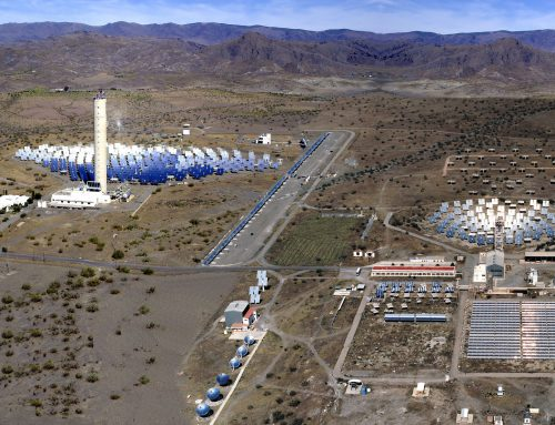 Save the largest concentrated solar power research center in Spain, Plataforma Solar de Almería