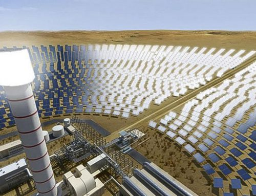 Refractaris participates in the construction of Dubai's concentrated solar power tower