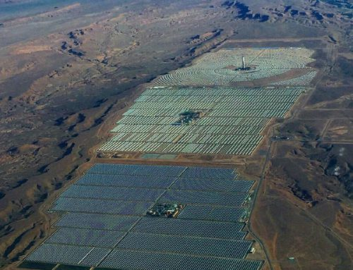 Noor Ouarzazate Concentrated Solar Power among top ten most influential renewable energy projects, according to PMI