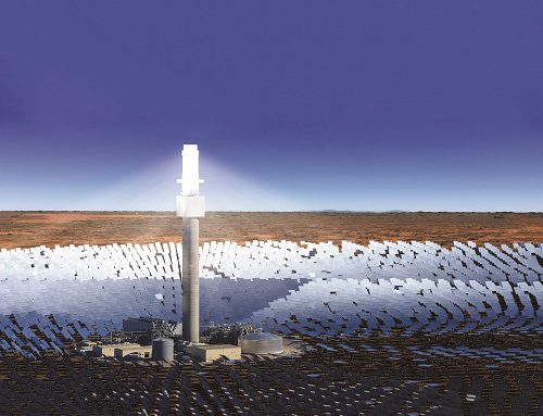 Concentrated Solar Power: Delivering Renewable Electricity When It's Needed
