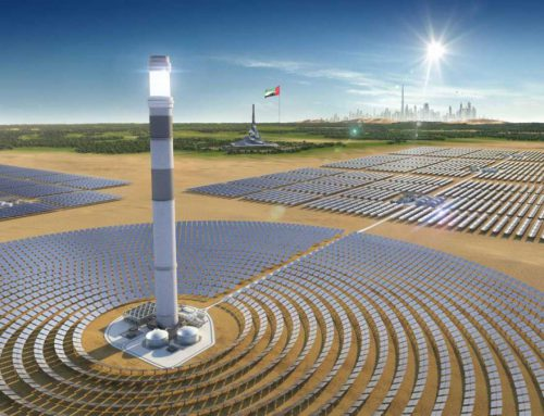 China's Silk Road Fund to invest in Dubai Concentrated Solar Power project