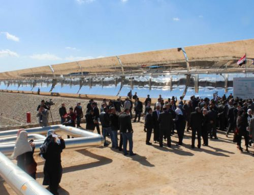 Egypt's Concentrated Solar Power plant to train African scientists