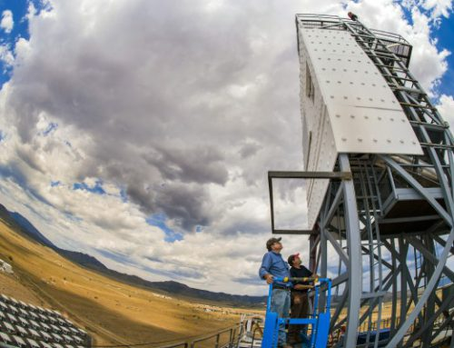Researchers Work to Develop High-Temperature Concentrated Solar Power System
