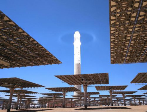 Concentrated solar power could generate 'quarter of world's energy'