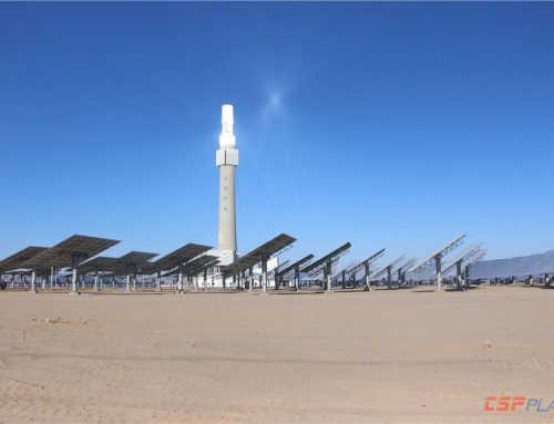 The Continuous Power Generation in July of Shouhang Dunhuang 10MW Concentrated Solar Power Tower Plant Reaches Longest Duration of 133h