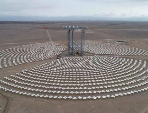 Shouhang takes over another China 100MW tower Concentrated Solar Power demo, construction starts October
