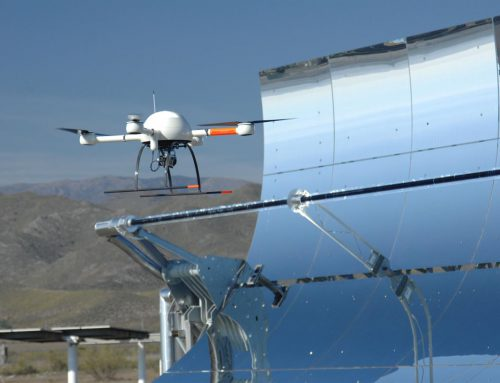 DLR innovation QFly receives the SolarPACES Technology Award