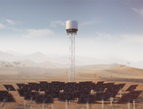 Azelio Sets up Concentrated Solar Power Project in Zambia
