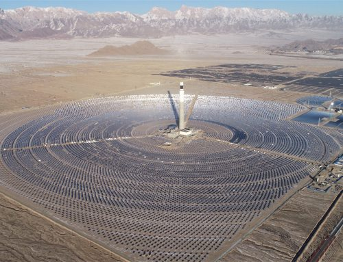 Delingha 50 MW Concentrated Solar Power plant has reached new high in daily production