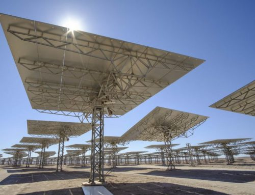 Cerro Dominador, the first Concentrated Solar Power plant in Chile